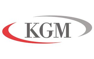 KGM  - Logo