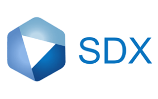SDX Logo - Open GI Partner Network